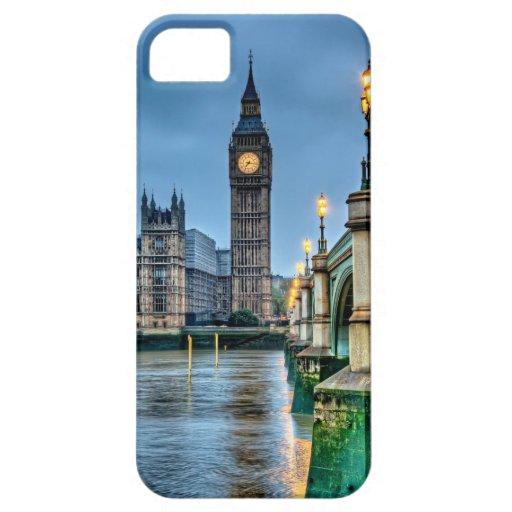 Caso del iPhone 5 de Big Ben iPhone 5 Funda