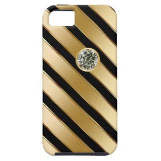 Caso del iPhone 5 de Bling iPhone 5 Cárcasa