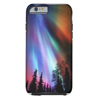 Caso del iPhone 5 de Borealis de la aurora