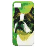 Caso del iPhone 5 de Boston Terrier iPhone 5 Carcasas