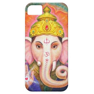 Caso del iPhone 5 de Buda del elefante de Ganesha iPhone 5 Protector