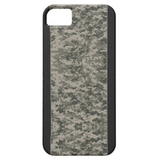 Caso del iPhone 5 de Camo y de la fibra de carbono iPhone 5 Case-Mate Protectores