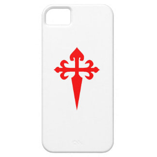 Caso del iPhone 5 de Cruz de Santiago Matamoros de iPhone 5 Case-Mate Carcasa