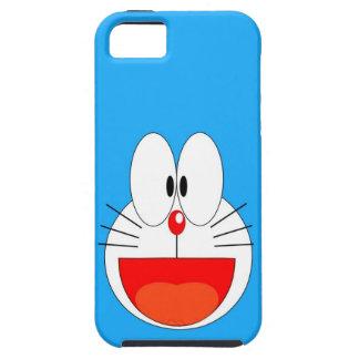 Caso del iPhone 5 de Doremon iPhone 5 Carcasa