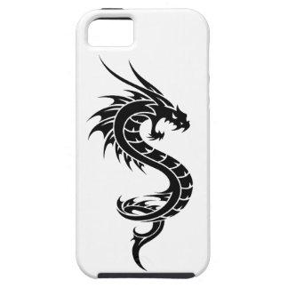 Caso del iphone 5 de Dragonsnake iPhone 5 Carcasa