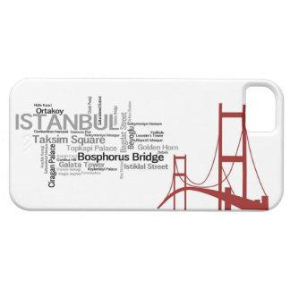 Caso del iPhone 5 de ESTAMBUL Bosphorus iPhone 5 Fundas