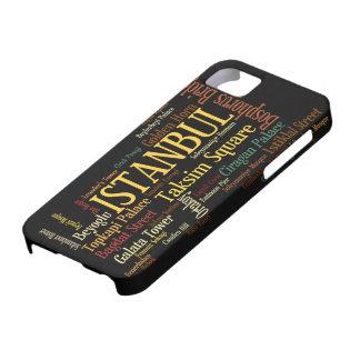 Caso del iPhone 5 de ESTAMBUL iPhone 5 Case-Mate Coberturas