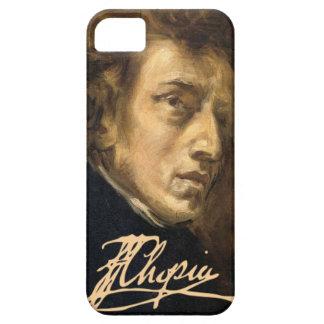 Caso del iPhone 5 de Federico Chopin iPhone 5 Fundas