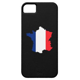 Caso del iPhone 5 de FRANCIA iPhone 5 Case-Mate Protector
