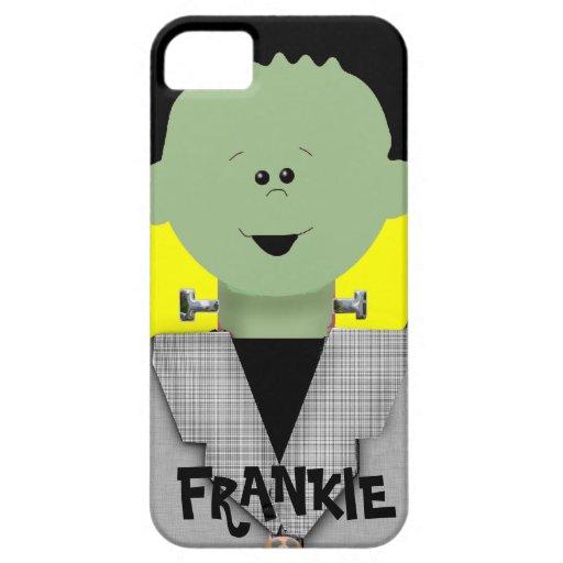 Caso del iPhone 5 de Frankie iPhone 5 Cobertura