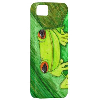 Caso del iPhone 5 de Froggie iPhone 5 Protector