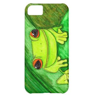 Caso del iPhone 5 de Froggie