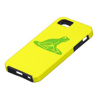 Caso del iPhone 5 de Froggie - iPhone 5 o iPhone 5 iPhone 5 Case-Mate Coberturas