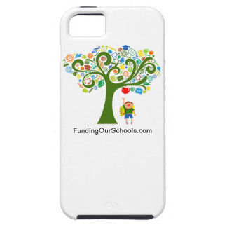 Caso del iPhone 5 de FundingOurSchools Funda Para iPhone SE/5/5s