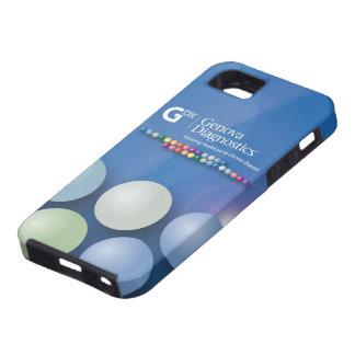 Caso del iPhone 5 de Génova - esferas frescas iPhone 5 Case-Mate Cobertura
