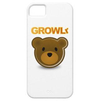 Caso del iPhone 5 de GROWLr iPhone 5 Case-Mate Coberturas