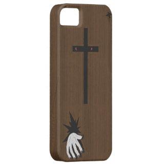 Caso del iPhone 5 de Halloween del ataúd de los Funda Para iPhone 5 Barely There