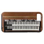 Caso del iPhone 5 de Hammond organ del vintage Funda Para iPhone SE/5/5s