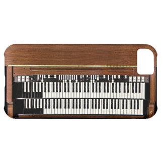 Caso del iPhone 5 de Hammond organ Funda Para iPhone 5C