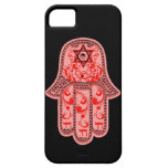 Caso del iphone 5 de Hamsa apenas iPhone 5 Case-Mate Carcasa