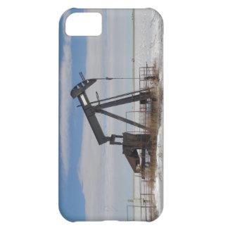 Caso del iPhone 5 de Jack de la bomba de aceite