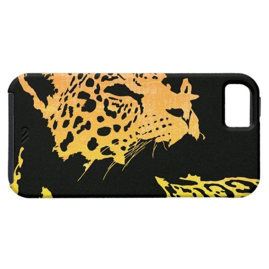 Caso del iPhone 5 de Jaguar Funda Para iPhone SE/5/5s