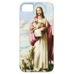 Caso del iPhone 5 de Jesús y de las ovejas iPhone 5 Case-Mate Cárcasa