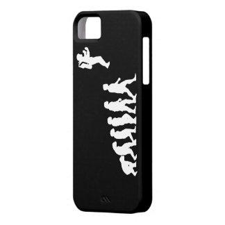 Caso del iphone 5 de Jetpack de la evolución iPhone 5 Carcasas