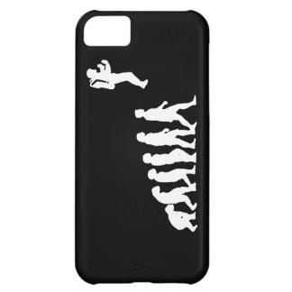 Caso del iphone 5 de Jetpack de la evolución Funda Para iPhone 5C