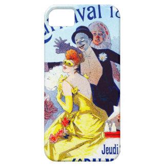 Caso del iPhone 5 de Julio Cheret Carnaval Funda Para iPhone SE/5/5s