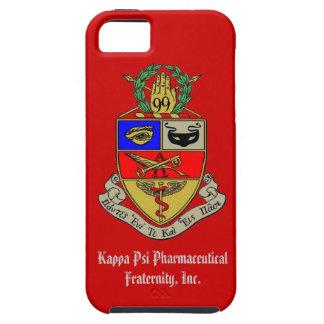 Caso del iPhone 5 de Kappa PSI iPhone 5 Case-Mate Protectores