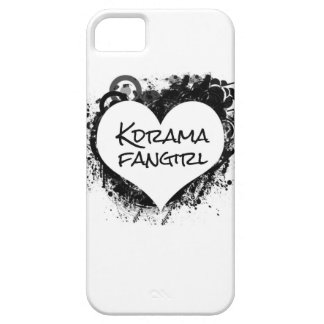 Caso del iPhone 5 de Kdrama Fangirl iPhone 5 Case-Mate Funda