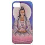 Caso del iPhone 5 de Kuan Yin de la diosa iPhone 5 Carcasas