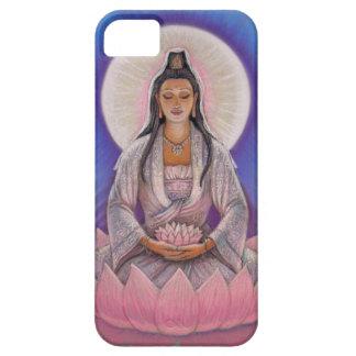 Caso del iPhone 5 de Kuan Yin de la diosa iPhone 5 Case-Mate Cárcasa