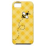 Caso del iPhone 5 de la abeja de la miel iPhone 5 Case-Mate Coberturas