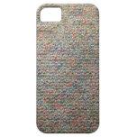 Caso del iPhone 5 de la alfombra de Fugly iPhone 5 Cárcasa