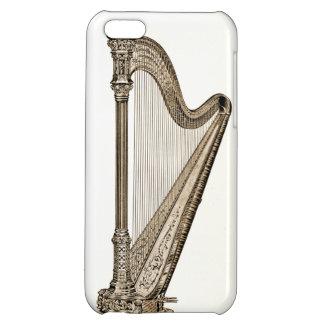 Caso del iPhone 5 de la arpa