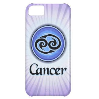 Caso del iPhone 5 de la astrología del cáncer Funda Para iPhone 5C