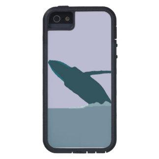 Caso del iPhone 5 de la ballena de la infracción Funda iPhone SE/5/5s