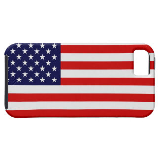 Caso del iPhone 5 de la bandera americana Funda Para iPhone SE/5/5s