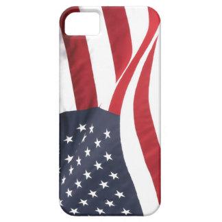 Caso del iPhone 5 de la bandera de los E.E.U.U. iPhone 5 Cobertura