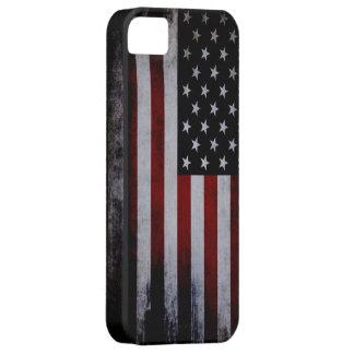 ¡Caso del iPhone 5 de la bandera de los E.E.U.U. Funda Para iPhone SE/5/5s