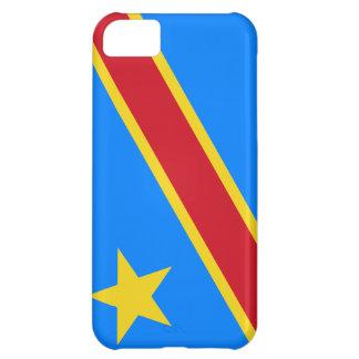 Caso del iphone 5 de la bandera del dr Congo