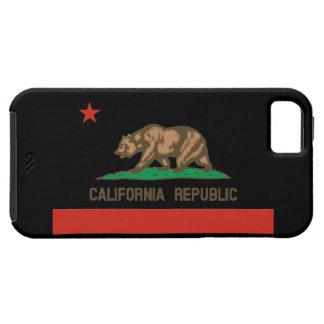 Caso del iPhone 5 de la bandera del estado de la iPhone 5 Protector