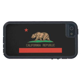 Caso del iPhone 5 de la bandera del estado de la iPhone 5 Case-Mate Coberturas