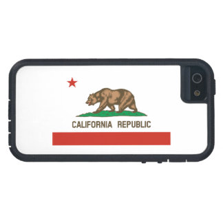 Caso del iPhone 5 de la bandera del estado de la iPhone 5 Cárcasas