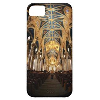 Caso del iPhone 5 de la basílica de Notre Dame Funda Para iPhone 5 Barely There