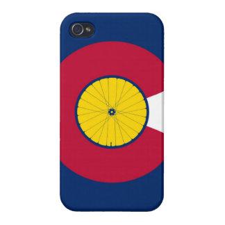 Caso del iPhone 5 de la bicicleta de Colorado iPhone 4/4S Funda