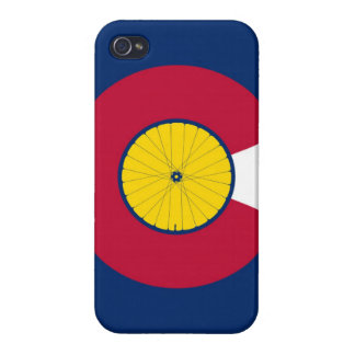 Caso del iPhone 5 de la bicicleta de Colorado iPhone 4/4S Funda