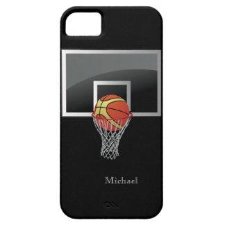 Caso del iPhone 5 de la bola del tablero trasero d iPhone 5 Carcasas